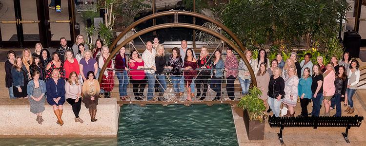 THD Team Group Photo
