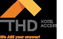 THD Hotel Access Logo